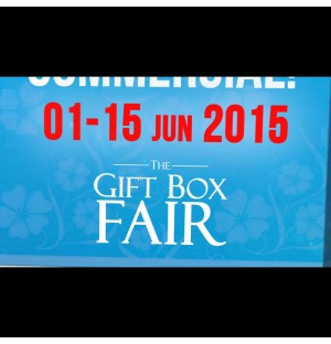 Gift Box Commercial