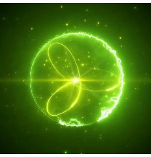 Energy animation logo