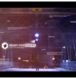 Digital Code Video Slideshow