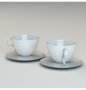 China Coffee Cup 3D Model