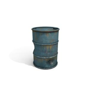 Fuel-can 3d model
