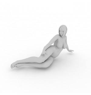 Girl Mannequins 3d printing model