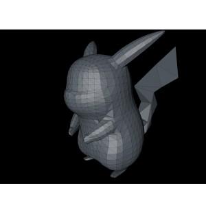Pikachu 3D printing model