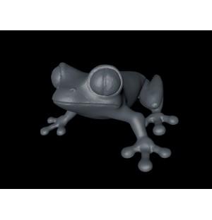 Tree Frog 3d printing model