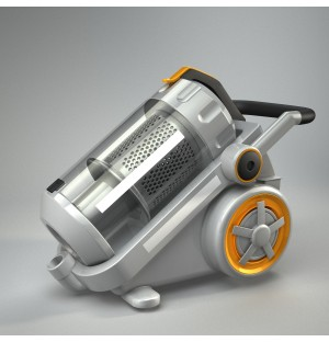 Vacuum Cleaner Sweeper 3D model
