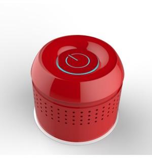 Micro air purifier design 3D model