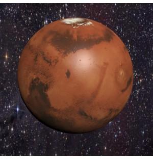 Mars 3d model