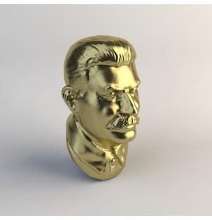 Stalin Bust 3D model