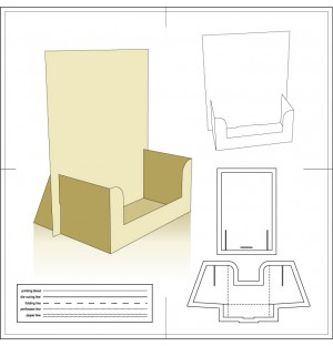 Paper Package 36 AI Vector