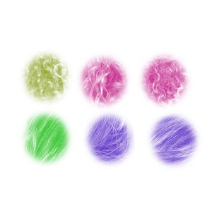111 Various Hairs PS Photoshop Brush