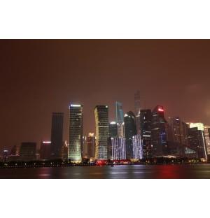 The Bund Of Shanghai Nightscape