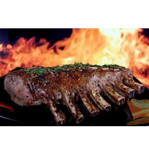 Roasting Mutton Chops