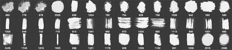 Ink Brushes for traditional Chinese painting and calligraphy