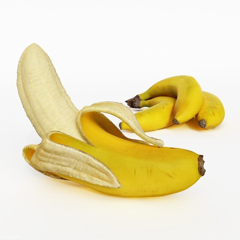 Кажется, Банан 3д улыбнулась крайней