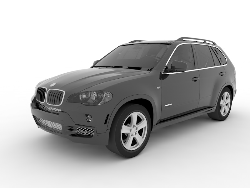 bmw x5 3d model. Black Bedroom Furniture Sets. Home Design Ideas