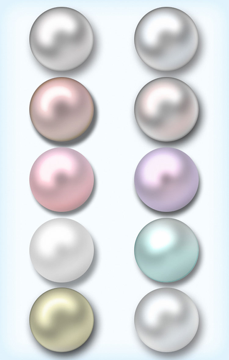 ps style pearl jewellery