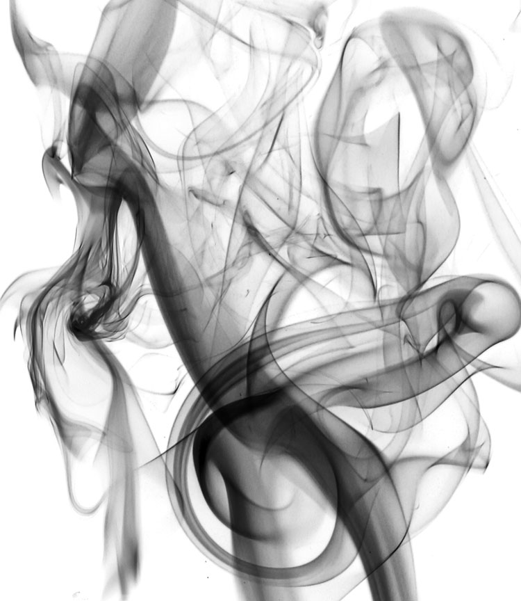 Isolated Smoke PNG Transparent Files