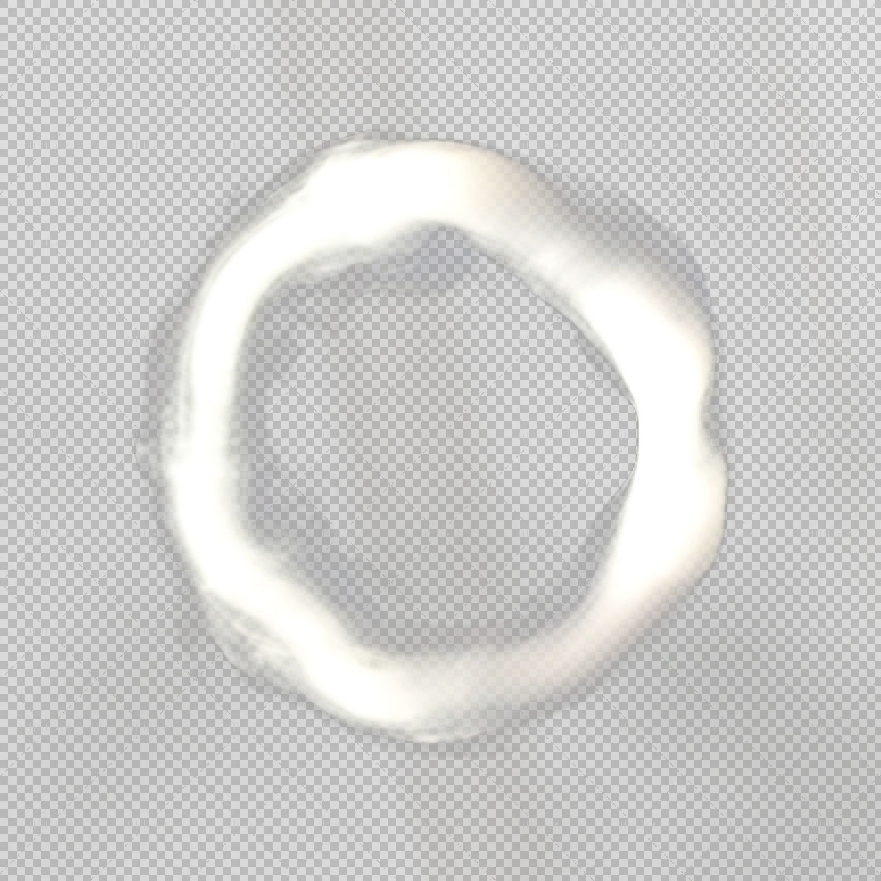 Cigarette Smoke Circle Transparent png