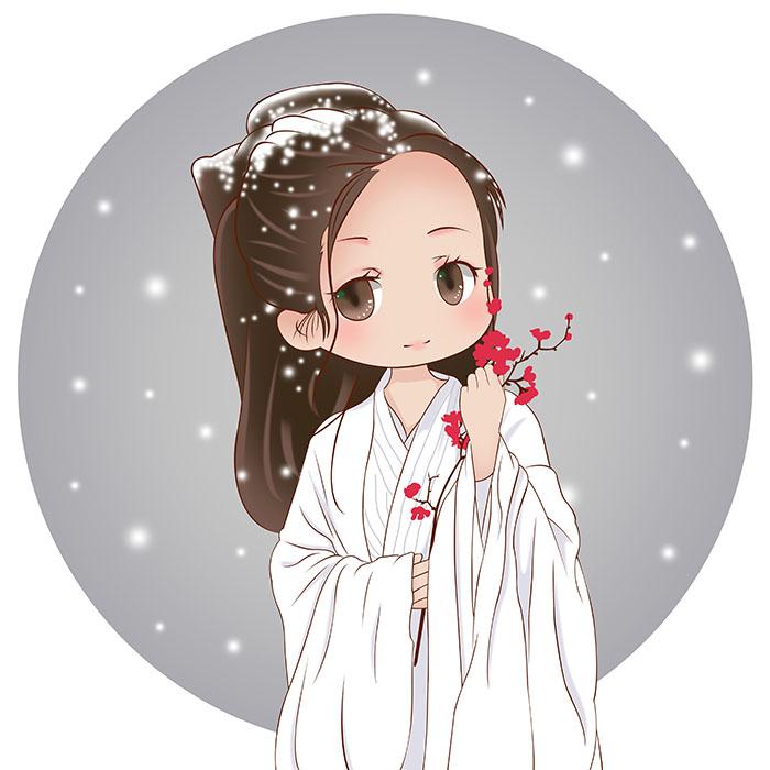 コスチュームビューティー-漢服ビューティー-コスチュームキャラクター-中国の要素