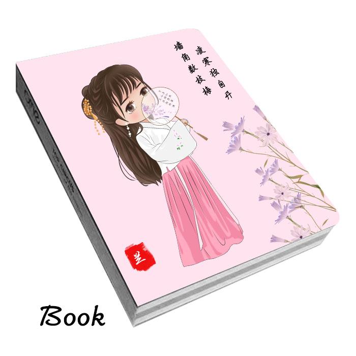 漫画のアンティークの美しさ-ハンの美しさ-アンティークのキャラクター-中国の要素