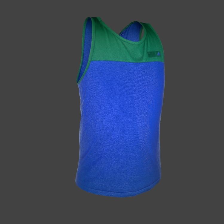 Sports vest 3d model