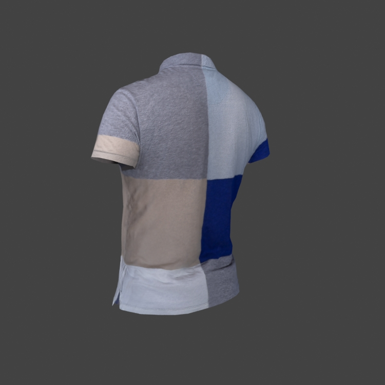 Clothing T-Shirts 3D Models