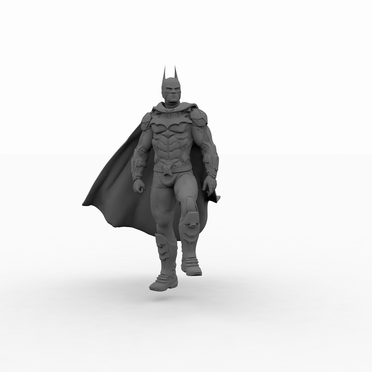 Batman 3d printing model