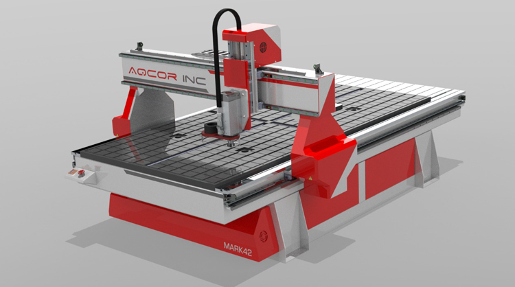CNC router fast printing machine 3D model