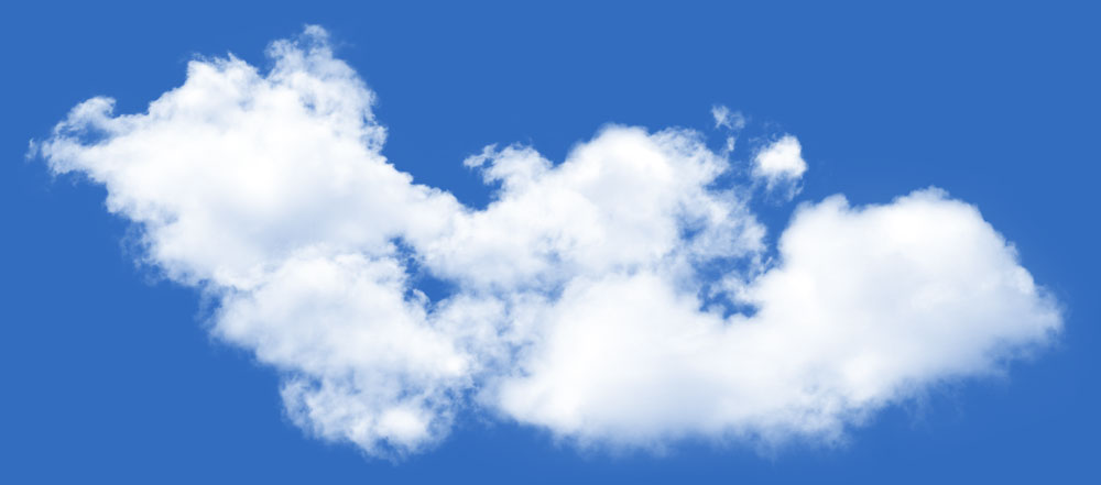 Cloud Transparent Background No. 24