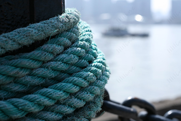 cable mooring rope
