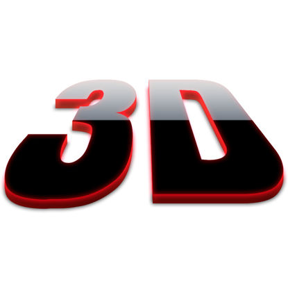 Imagem de 3D Fonts PS Action