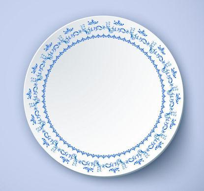 图片 Blue white porcelain vector pattern