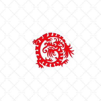 tatouage dragon Chine ancienne