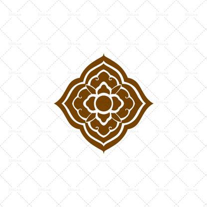 Image de lotus de Chine