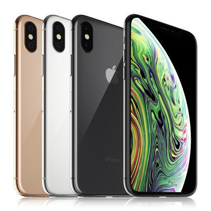 Modèle 3d Apple Iphone XS toutes couleurs