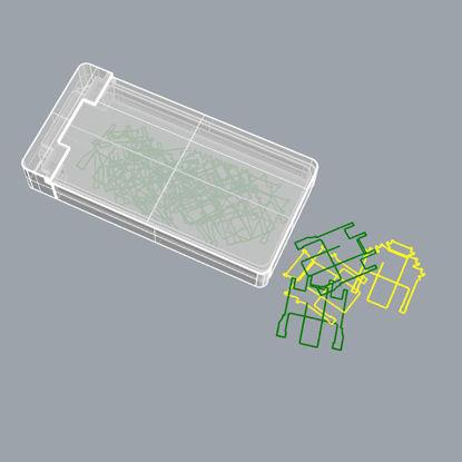 Arch groep architectonische elementen paperclip