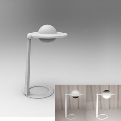Modell der Mondlampe 3d