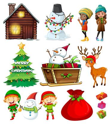 عناصر عيد الميلاد ناقلات منظمة العفو الدولية