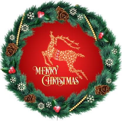 نمط عيد الميلاد ناقلات منظمة العفو الدولية