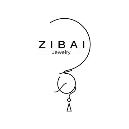 Diseño creativo del logotipo de la joyería.