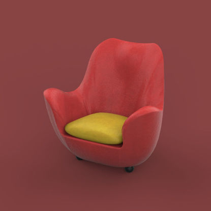 Picture of Sofa 3d model