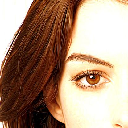 Изображение 9 Масляная живопись PS Действия Photoshop
