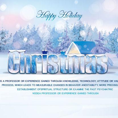 Noel Reindeer edm hediye kartı afiş posteri resmi