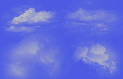 10 paquet de brosses de nuages