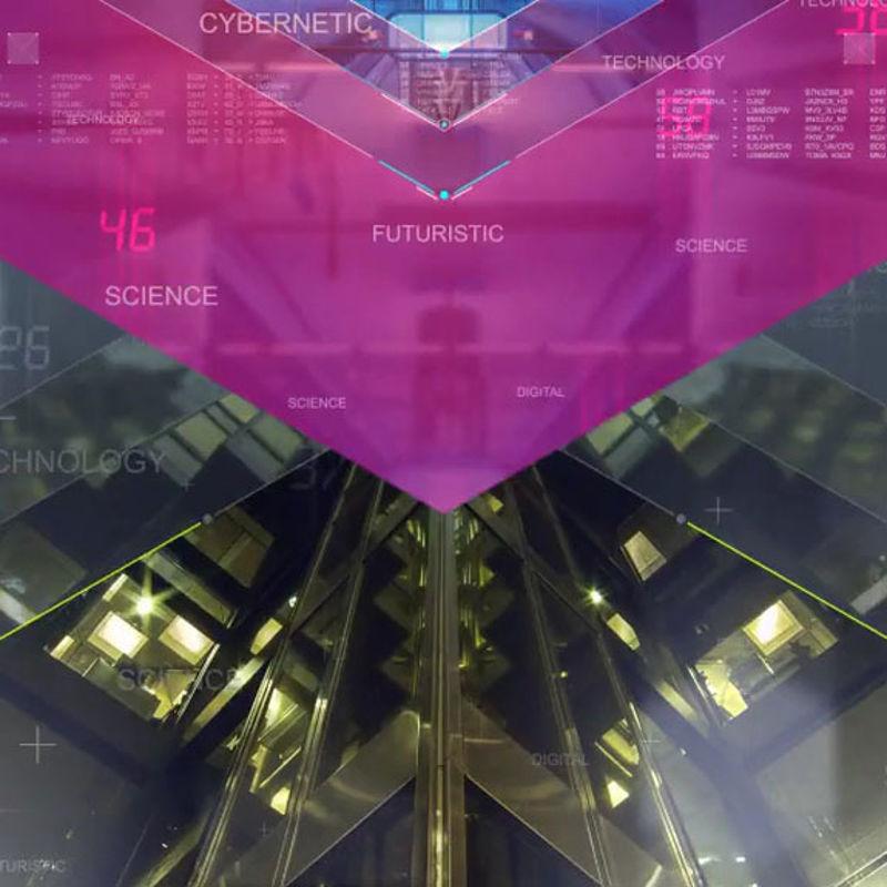 Imagem de Slideshow de vídeo de tecnologia digital
