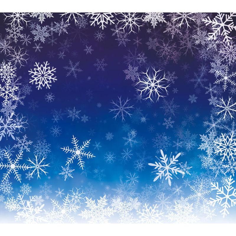 Snow Crystals illustration
