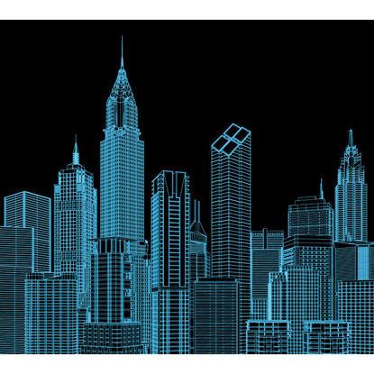 Skyscraper illustration