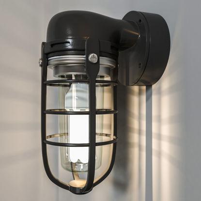 Exterior wall light 3d model