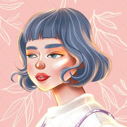 alt Lazy Daisy Art Print