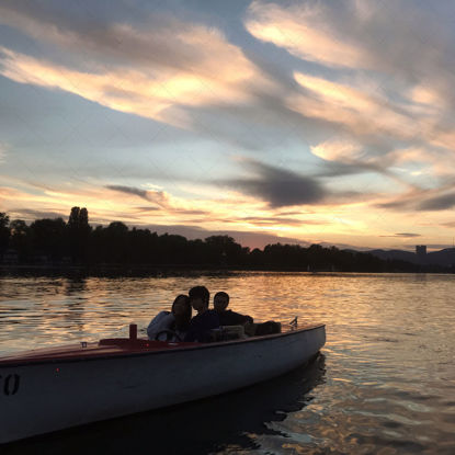 Donau insel photo
